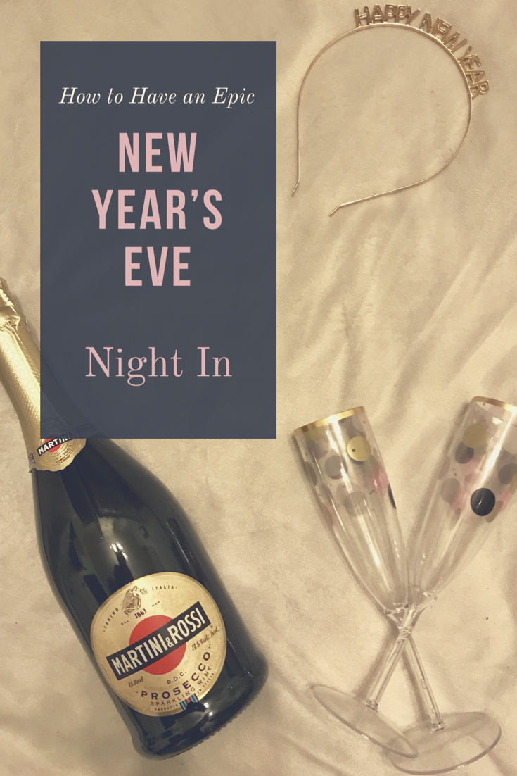 How to Have an Epic New Year's Eve Night In
