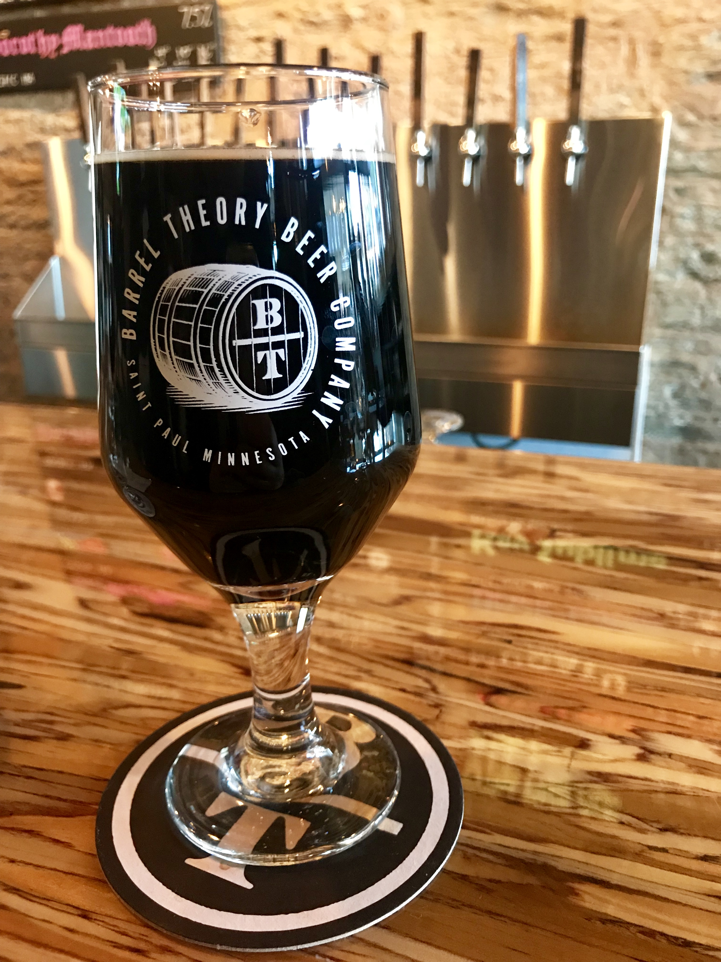 Why You Should Check Out Lowertown's Barrel Theory Beer Company